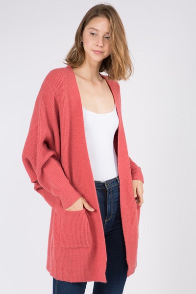 Softest Ever Boho Cardigan