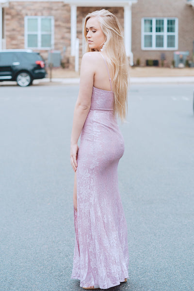 The Quinn Lace Maxi Dress