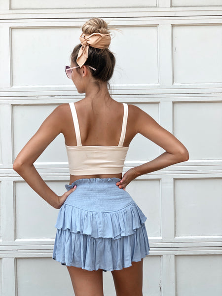 Fairy Child Ruffle Skirt