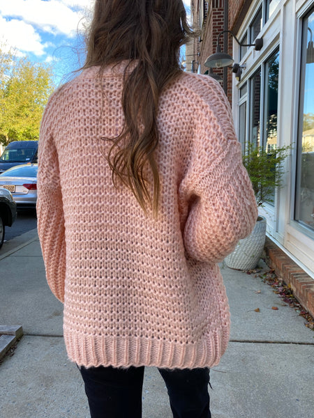 Into You Cardigan