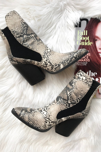 Rad Reptile Booties