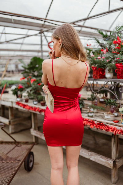 Be My Valentine Wrap Dress