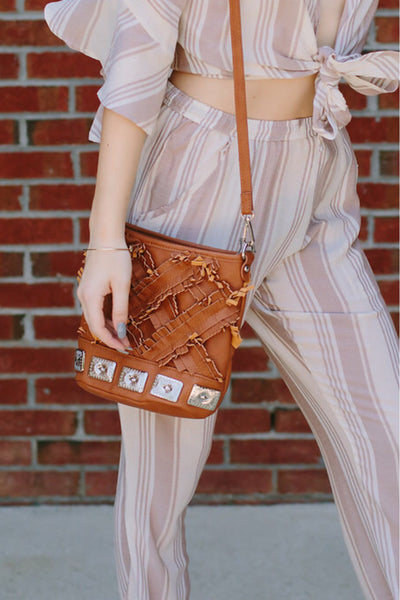 The Getty Crossbody Bag