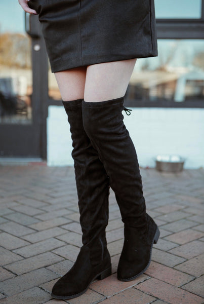 The Weitzman Over The Knee Boots
