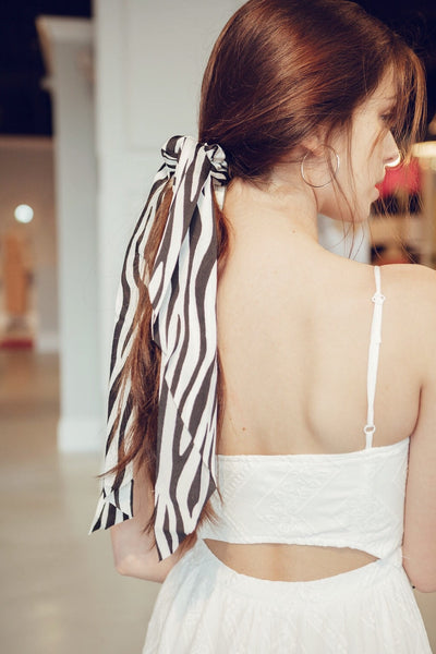 Jungle Book Scrunchie Hair Scarf