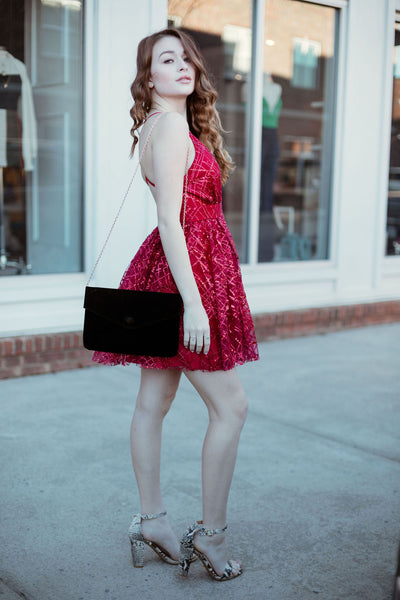All That Glitters Tulle Dress