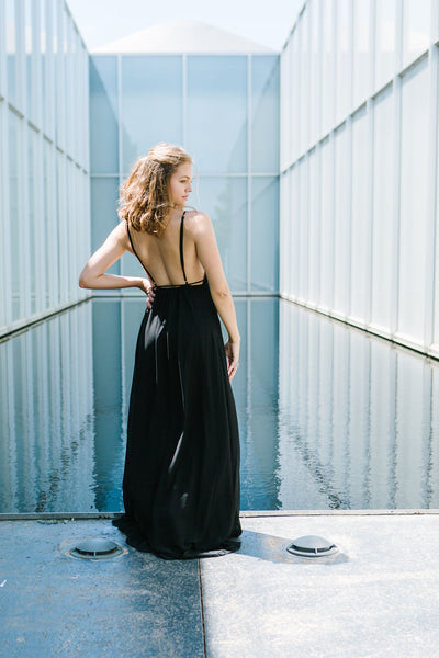 Give It A Whirl Maxi Dress