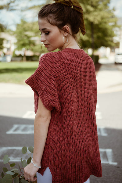 Everyday Made Chenille Sweater