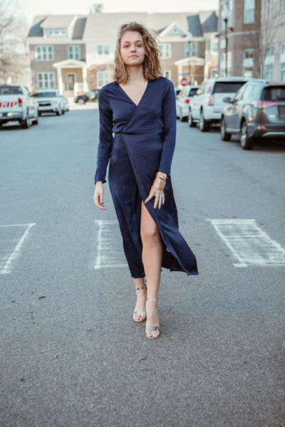 The Diane Wrap Dress