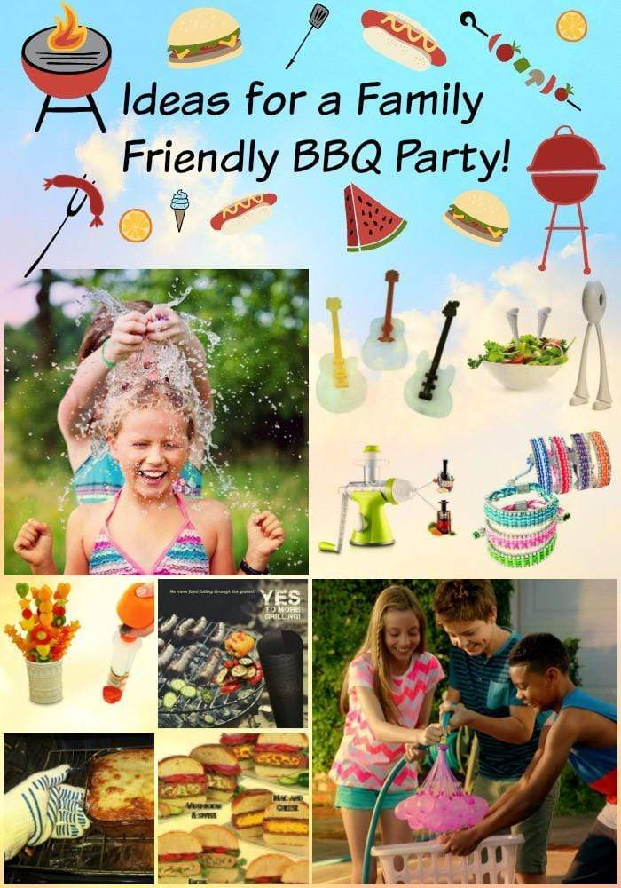 Get Ready For May 2-4 and Family Friendly Backyard BBQ Parties