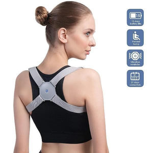 Universal Posture Corrector with Intelligent Sensor Vibration for Kids & Adults