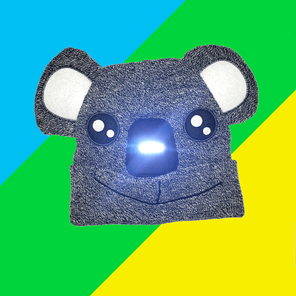 Kids' Lighted Beanie
