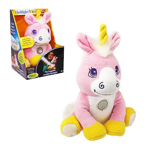 VIP Special - 2 For Only $9.99! Flashlight Friends The Huggable Loveable Flashlight!