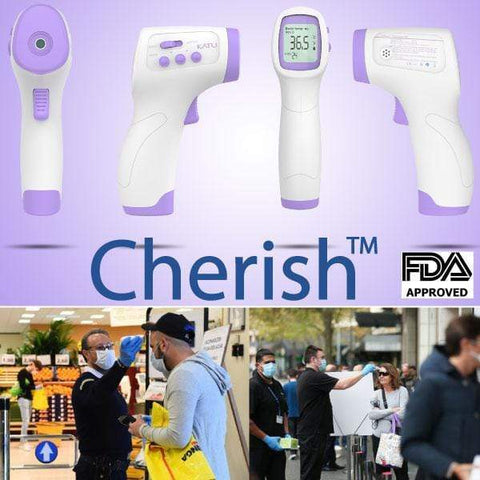 Cherish Infrared Thermometer - FDA Approved