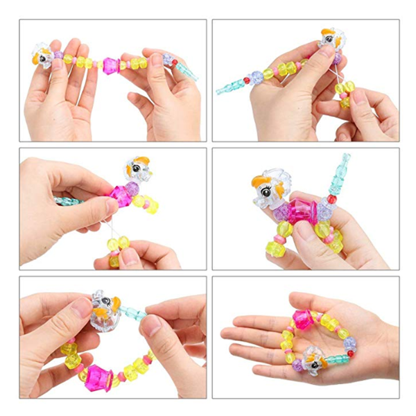 "VIP Special - ""Collectible Pets Kids Bracelet"" Get Kids Creative!"