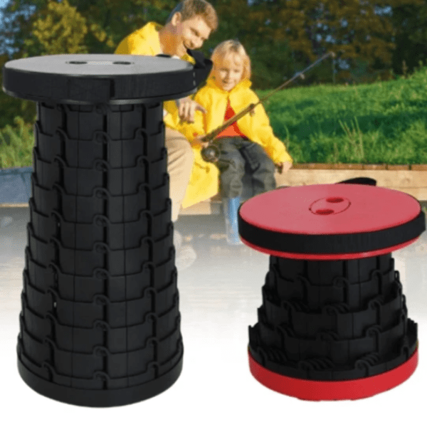 Portable Collapsible Outdoor Stool