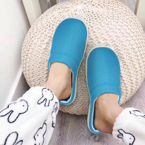 Unisex Anti-Fatigue Bamboo Slippers - 3 Sizes Available!