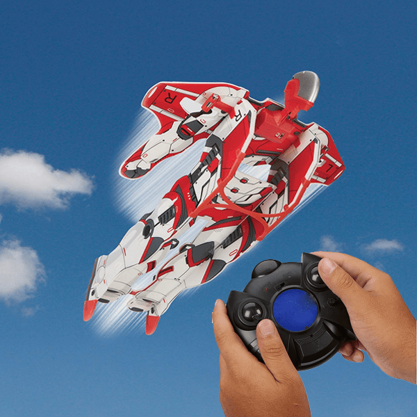 Airman Flying RC Super Hero - Buy 1 Get 1 Free!