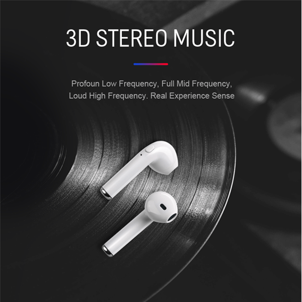 True Wireless Stereo Earpods