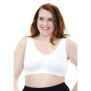 All Deals - Ahh Bra Seamless  Bra White