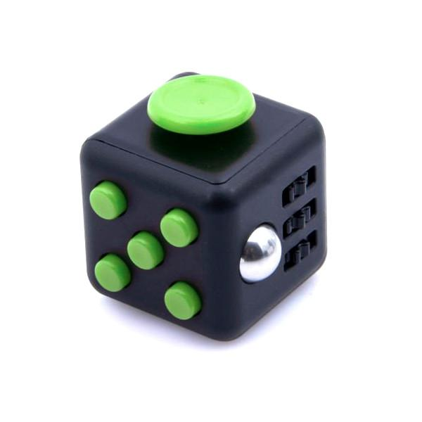 All Deals - Anti-Stress Cube - 6 Color Options Available!