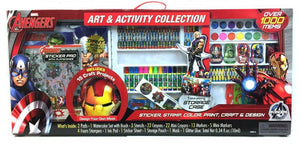 All Deals - AVENGERS (Marvel) - Art & Activity Collection