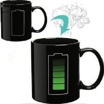All Deals - Battery Color Changing Mug
