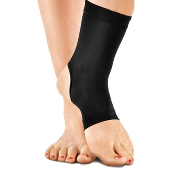 All Deals - Copper-Infused Ankle Compression Sleeve
