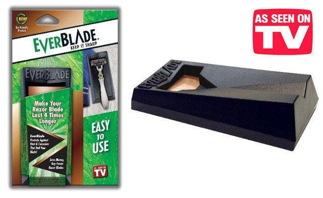 All Deals - EverBlade - Keeps Razor Blades Sharp