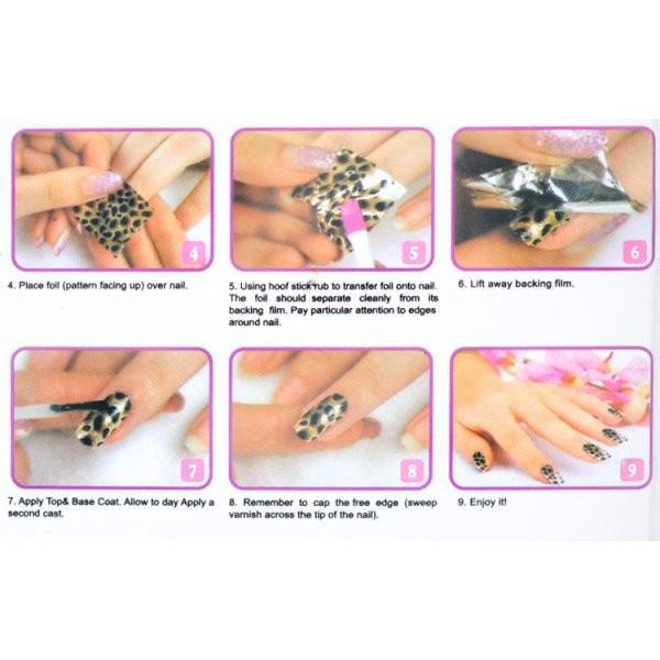 All Deals - Fab Foils - Nail Foil Designs