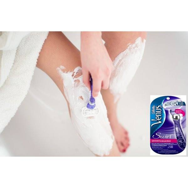 All Deals - Gillette Venus Swirl Women's Razor