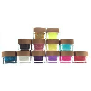 All Deals - Glitter Gel Nail Kit - (12 Bottles)