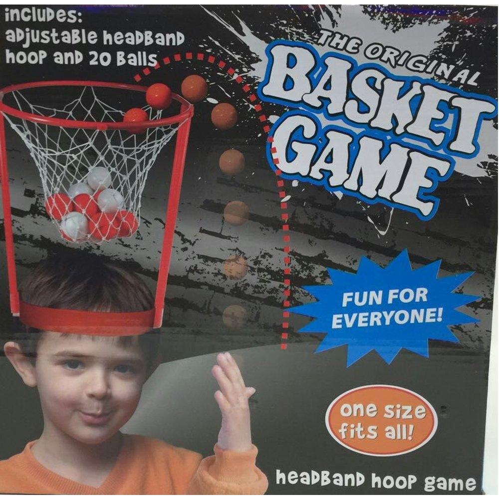 All Deals - Headband Hoop Game - Basket Game