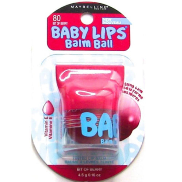 All Deals - MAYBELLINE - BABY LIPS BALM BALL