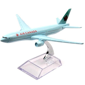 All Deals - Passenger Plane Model A380 - CANADA (Boeing 777)