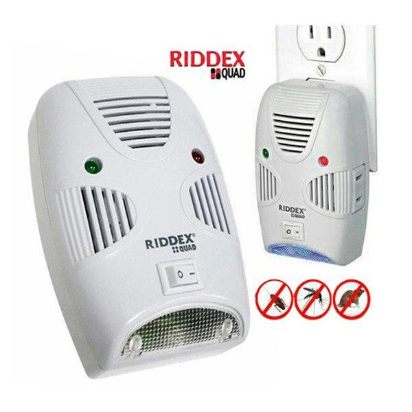 All Deals - Riddex Quad Pest Repelling Aid