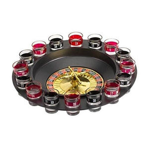 All Deals - Roulette Shot Drinking Game
