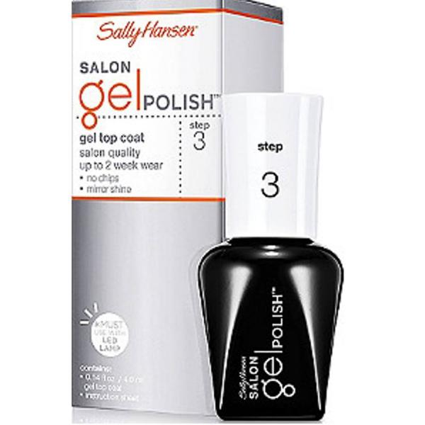All Deals - SALLY HANSEN SALON GEL POLISH - Gel Top Coat