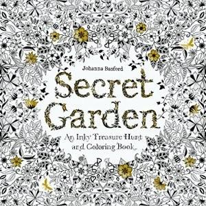 All Deals - Secret Garden Coloring Book