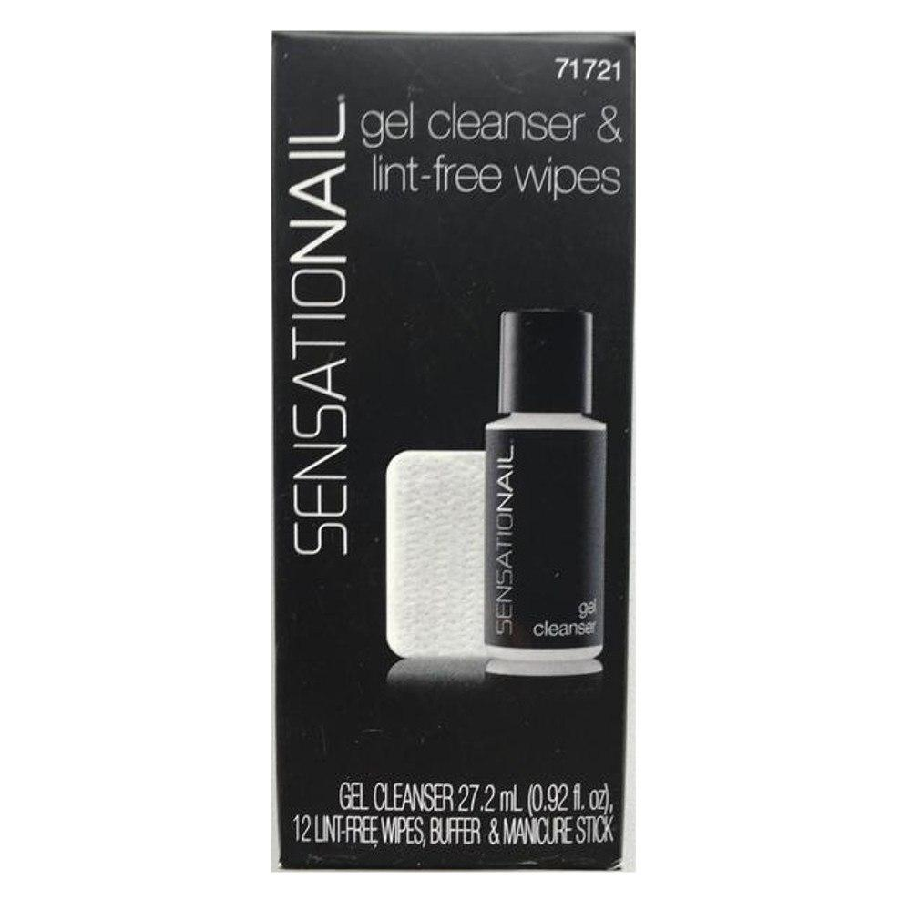 All Deals - SensatioNail Gel Cleanser & Lint-Free Wipes