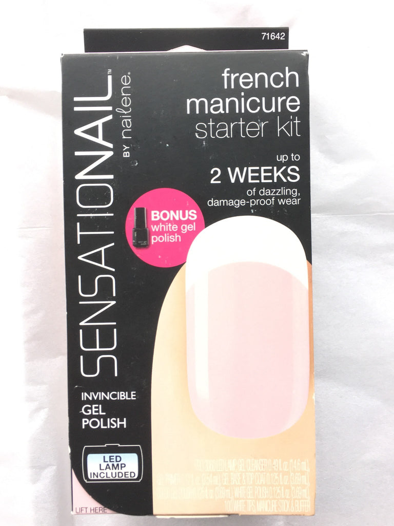 All Deals - SensatioNail Gel Starter Kit