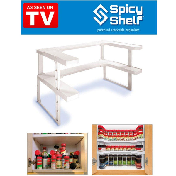 All Deals - Spicy Shelf Organizer