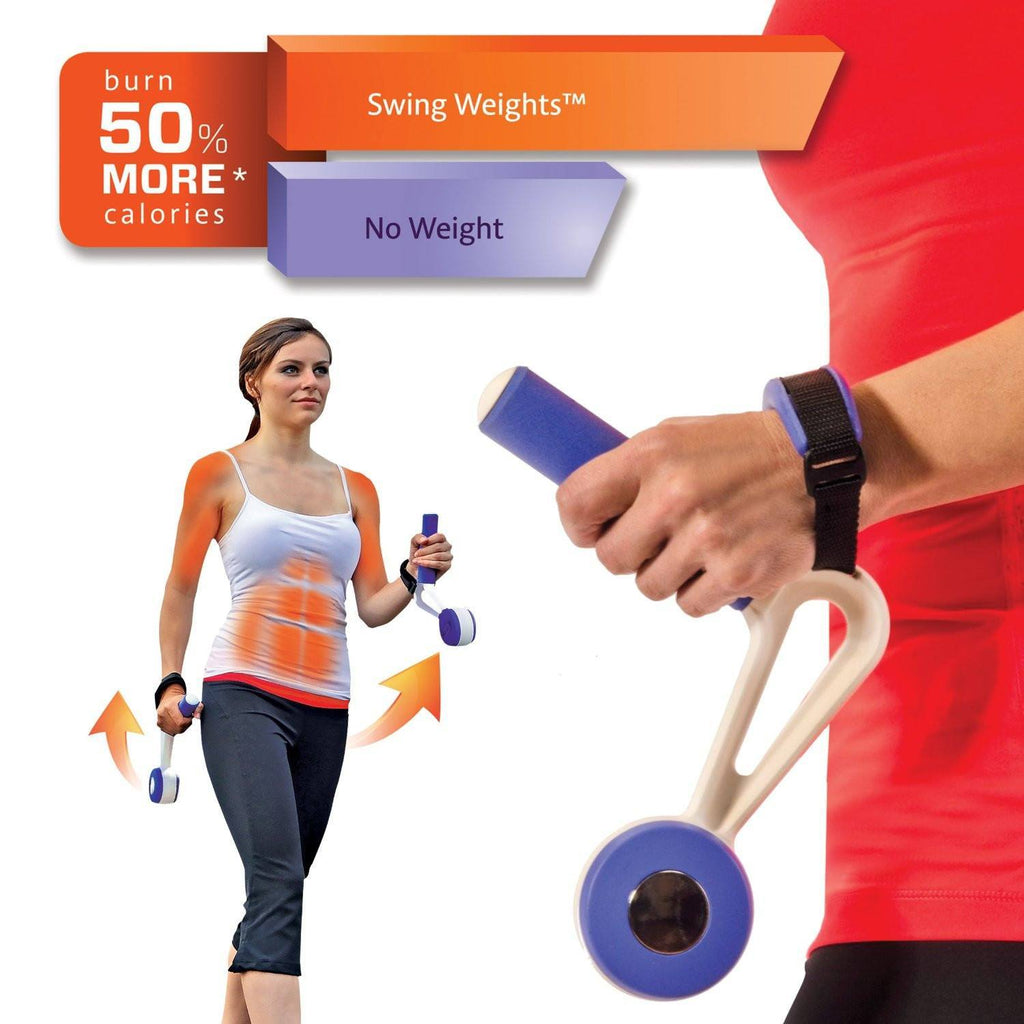 All Deals - Swing Weights - Fitness Walking Dumbbells Hand Weights