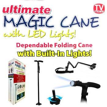 All Deals - Ultimate Magic Cane With LED Lights