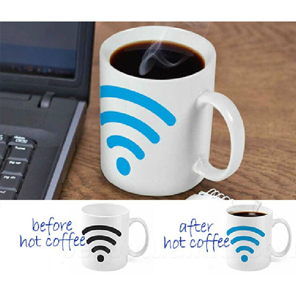 All Deals - WIFI Color Changing Heat Mug
