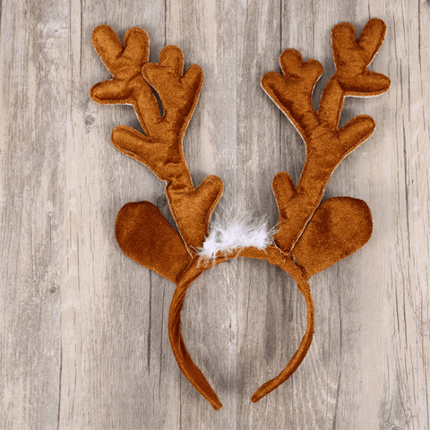 Antler Headband with Lights