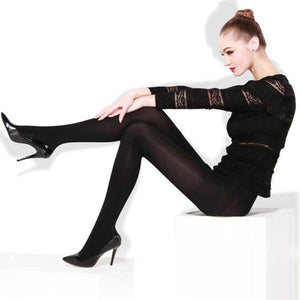 Apparel - Semi Opaque Control Top Pantyhose