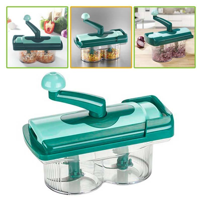 As Seen On TV - Genius Nicer Dicer Twist Fusion