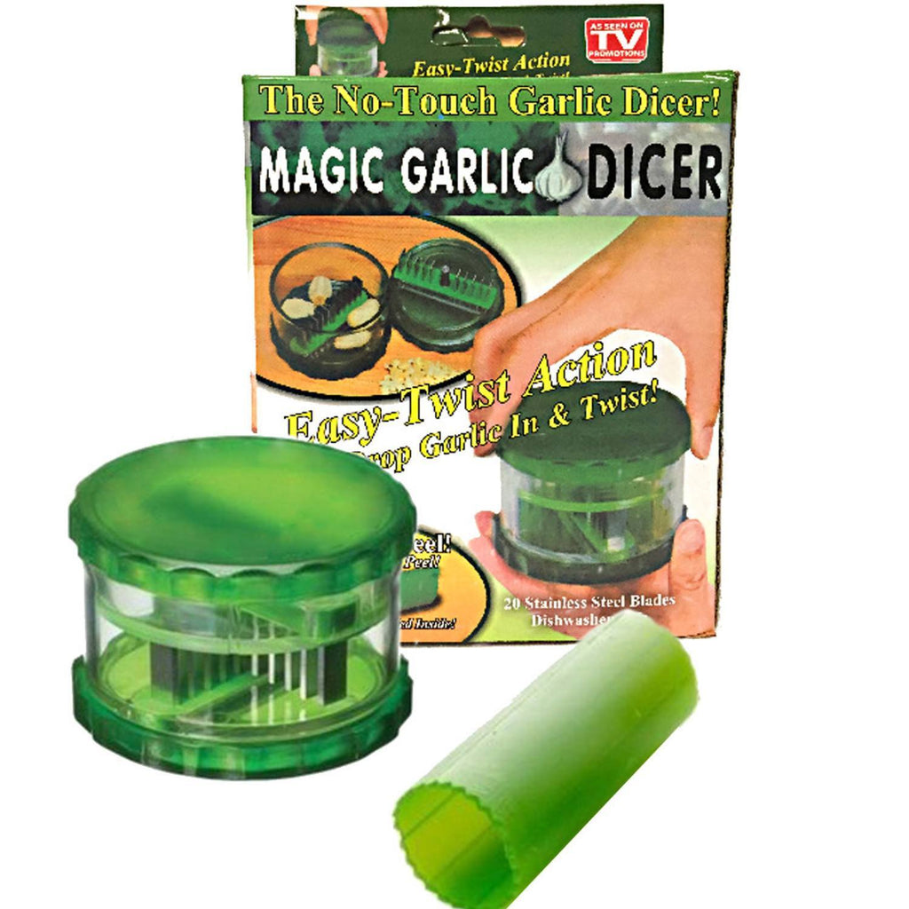 As Seen On TV - Magic Garlic Dicer