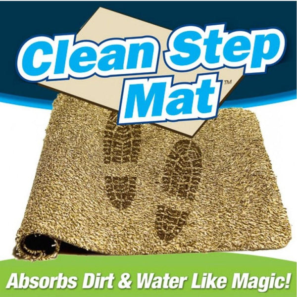 As Seen On TV - Super Absorbent Clean Step Doormat